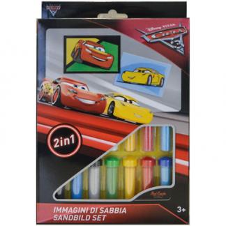Sabbiarelli Cars 2 in 1
