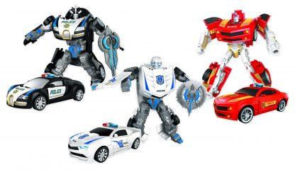 ROBOTS CARS TEAM