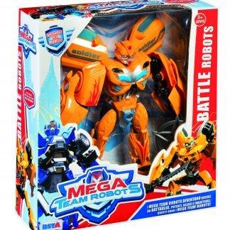 MEGA TEAM ROBOTS MEDI